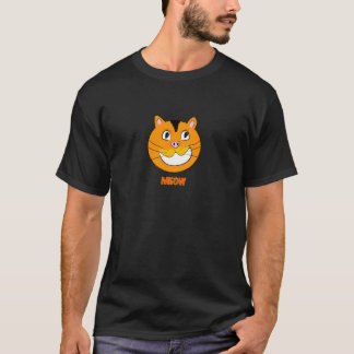 Smedley the Orange Cat T-Shirt