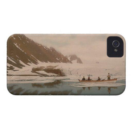 Smeerenburg I, Svalbard, Norway iPhone 4 Cover