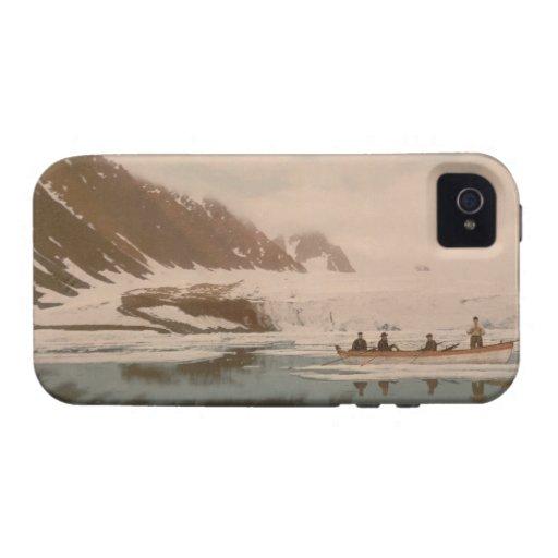 Smeerenburg I, Svalbard, Norway iPhone 4/4S Cover