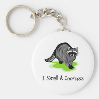 Smell A CoonAss Keychains