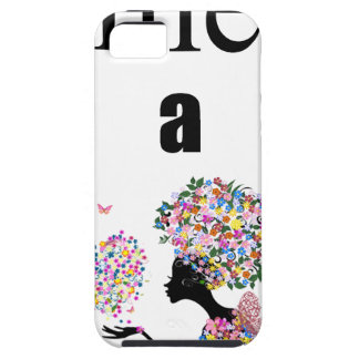 Smell a Flower iPhone SE/5/5s Case