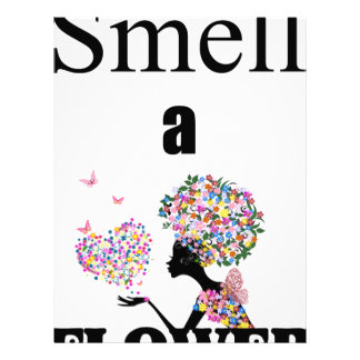 Smell a Flower Letterhead