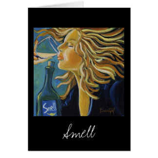 Smell Greeting Cards
