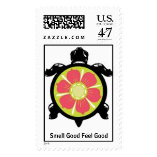 Smell Good Feel Good Stamp