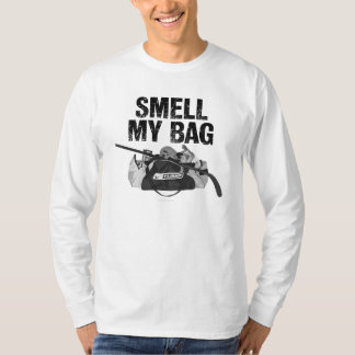Smell My Bag (Hockey Stench) Tee Shirt