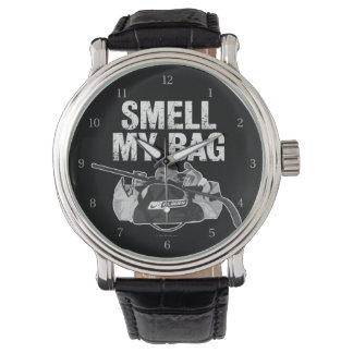 Smell My Bag Watch