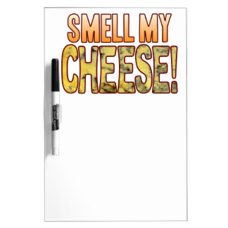 Smell My Blue Cheese Dry-Erase Board