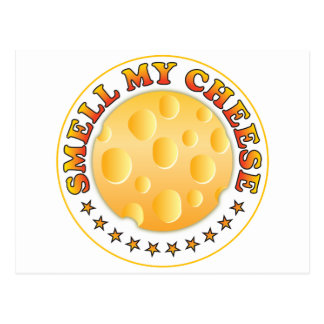 Smell My Cheese R Post Cards