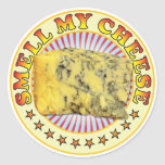 Smell My Cheese v2 Stickers