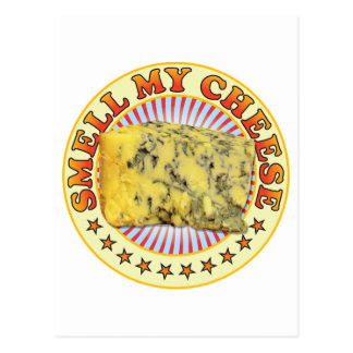 Smell My Cheese v3 Post Card