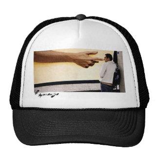smell my finger, Esperanza Trucker Hat