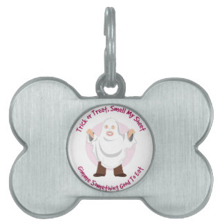Smell My Sheet Pet Name Tag