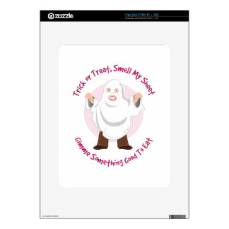 Smell My Sheet Skin For The iPad