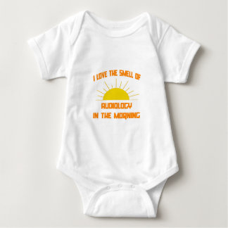 Smell of Audiology in the Morning Baby Bodysuit