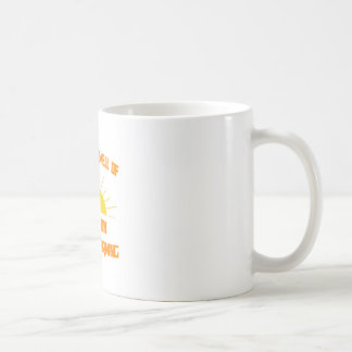 Smell of Aviation in the Morning Classic White Coffee Mug