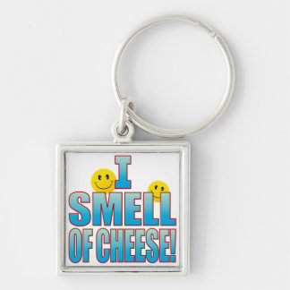 Smell Of Cheese Life B Keychain