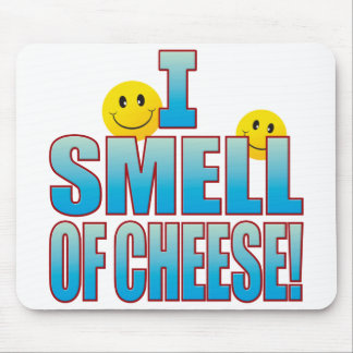 Smell Of Cheese Life B Mouse Pad