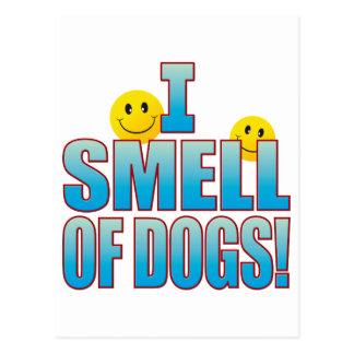 Smell Of Dogs Life B Postcard