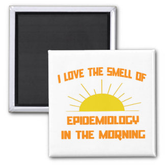 Smell of Epidemiology in the Morning Magnet