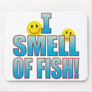 Smell Of Fish Life B Mouse Pad