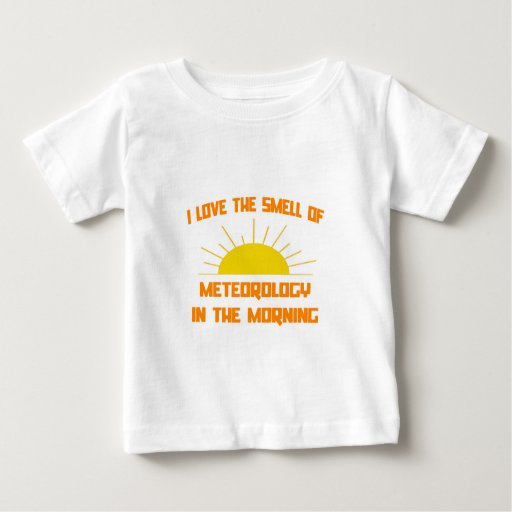 Smell of Meteorology in the Morning Infant T-shirt