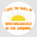Smell of Ophthalmology in the Morning Sticker