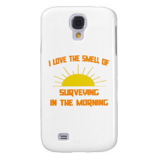 Smell of Surveying in the Morning Samsung Galaxy S4 Cover