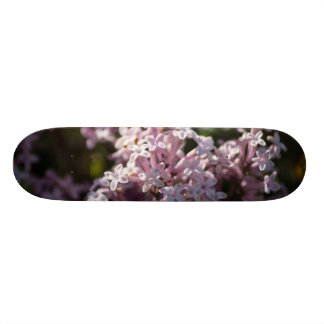 Smell That Lilac Skateboard Deck