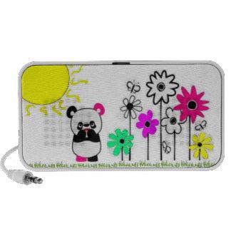 Smell the Flowers Mini Speaker