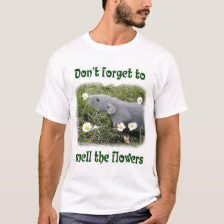 Smell the Flowers T-Shirt