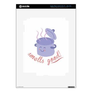 Smells Good iPad 3 Skins