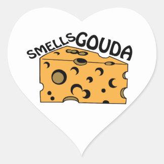 Smells Gouda Stickers