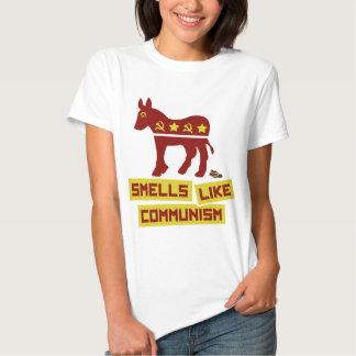 Smells Like Communism Tee Shirt