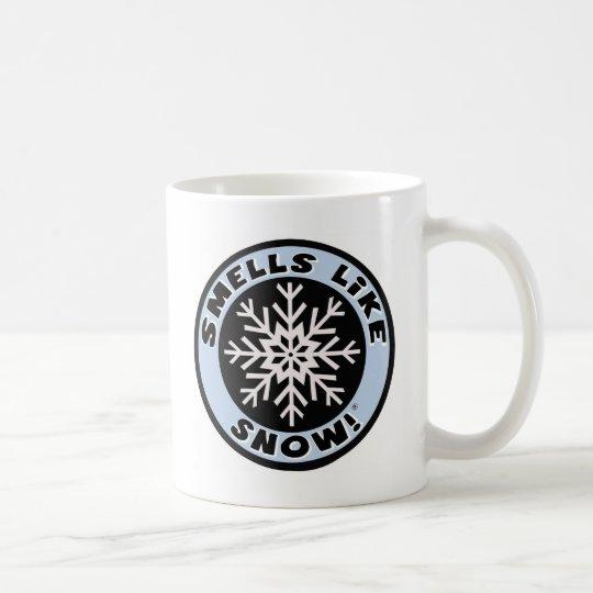 Smells Like Snow! Coffee Mug