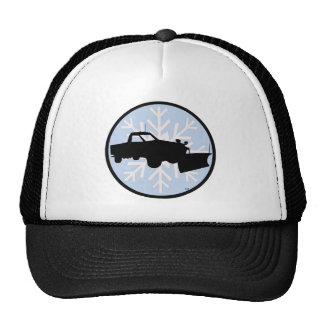 Smells Like Snow! Snow Plowing Hat