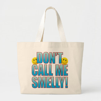 Smelly Call Life B Large Tote Bag