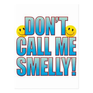 Smelly Call Life B Postcard