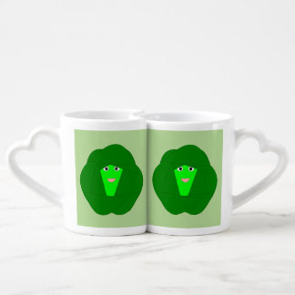 Smelly Christmas Brussels Sprout Lovers Mugs