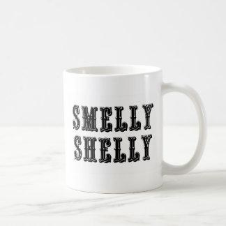 Smelly Shelly Coffee Mug