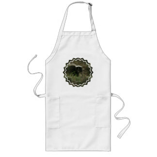 Smelly Skunk Long Apron