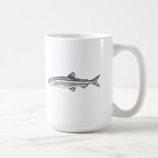 Smelt Art Coffee Mug