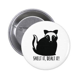 Smelt it button