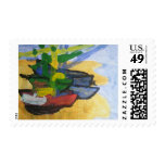 "Smeraldo Gallery ""Fishing Boats"" Stamps"