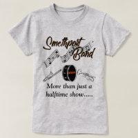 Smethport Band Supporter Light Shirt