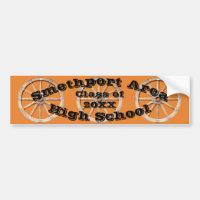 Smethport High School Class of 20XX Bumper Sticker