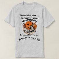 Smethport Hubbers Boys of Fall Light Color T-Shirt