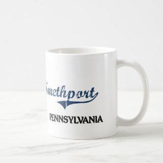 Smethport Pennsylvania City Classic Mugs