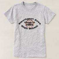 Smethport Schools Class of 20XX Alma Mater Shirt