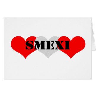 SMEXI CARD