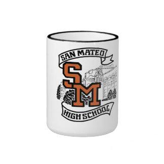 SMHS 2 Tone Ceramic Mug
